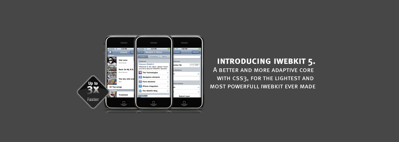 Home Iwebkit Make A Quality Iphone Website Or Webapp